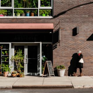 florist near two blue slip rentals in greenpoint landing